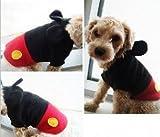 Mickey-Mouse-Stil [] ids Hund tragen Mickey-Stil Kleidung, Hund, Katze Hundetrainer ist alles Gr??e 5 (M) (Japan-Import)