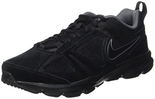 Nike Herren T-Lite XI Nbk Turnschuhe, Schwarz (Black/Black Dark Grey), 42 EU (Herren Nike Turnschuhe)