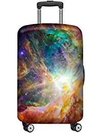 """Velosock Luggage Cover Skywalker """" Keeps Your Travel Suitcase Clean And Protects """" For All Large Luggage (29""""-..."""