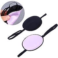 HEALIFTY Augenklappe für Erwachsene 2 Stück Seide Augenklappe Elastische Augenklappen Lazy Eye Patches für Erwachsene... preisvergleich bei billige-tabletten.eu