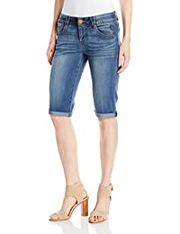 "Democracy Women's 13"" (15"" Uncuffed) ""Ab"" Solution Short"