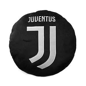 FC JUVENTUS - CUSCINO ARREDO FC JUVENTUS SAGOMATO 40x40 cm COD.0320040 VAR.2131