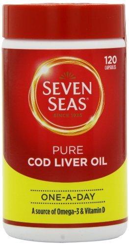seven-seas-one-a-day-pure-cod-liver-oil-120-capsules-by-seven-seas-ltd
