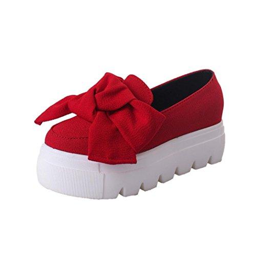Transer  Dx-020, Sandales Compensées fille femme red