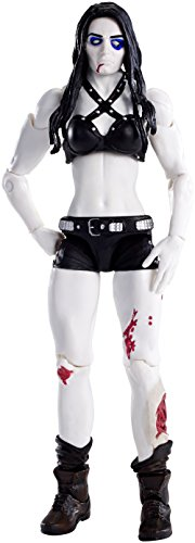 WWE Zombie Paige Figure by Mattel