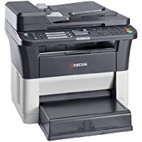 KYOCERA FS-1320MFP Mono Laser Multifunction Printer A4 (4-in-1 Printing, Copying, Scanning, FAX) USB 2.0 (Hi-speed)