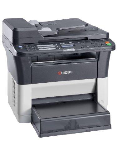 Kyocera Ecosys FS-1320MFP 4-in-1 Laser-Multifunktionsdrucker, SW-Drucker, Kopierer, Scanner, Fax