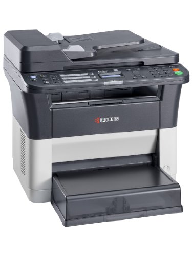 Kyocera Ecosys FS-1320MFP Laser-Multifunktionssystem (Drucker, Kopierer, Scanner und Fax)