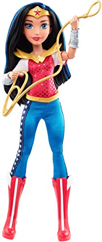 DC Super Hero Girls DLT62 - Bambola Wonder Woman