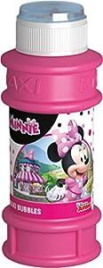 Dulcop-Tubo de pompas de jabón bajo Licencia Minnie Mouse 175ml, 103584000F