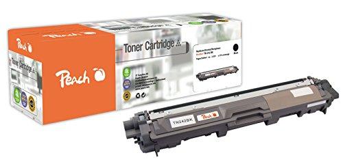 Preisvergleich Produktbild Peach Tonermodul schwarz kompatibel zu Brother TN-242BK
