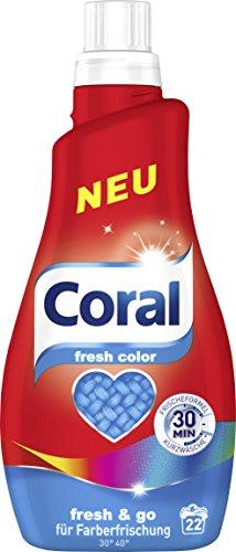 Coral Fresh Color flüssig 44 WL, 2er Pack (2 x 22 WL)