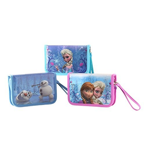 3DS XL - Nintendo Disney Frozen Clutch (PDP) by Performance Designed Products