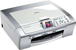 Brother DCP350C Imprimante Multifonction jet d'encre couleur