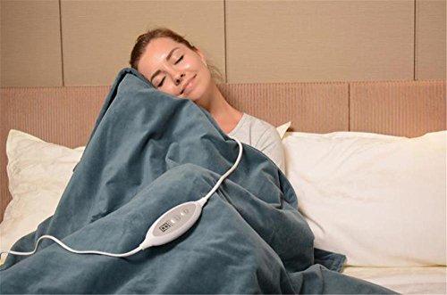 Intelligente Konstante Temperatur Zwei-Personen-Heizdecke, Haushalt Sicherheit Strahlungsfreie Elektrische Matratze , 001