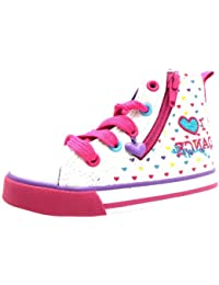 Pineapple Dixie, Sneaker bambine Bianco bianco, Bianco (bianco), 5 UK