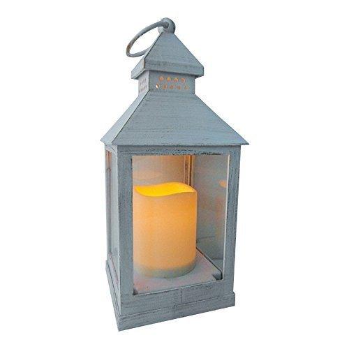 Enchante noir ou blanc LED Lanternes - Blanc