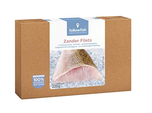 Followfish - Zander Filets TK - 225g