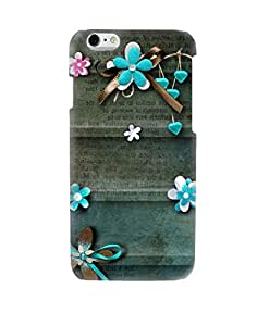 BYC Back Cover for Apple iPhone 6 (MATTE)