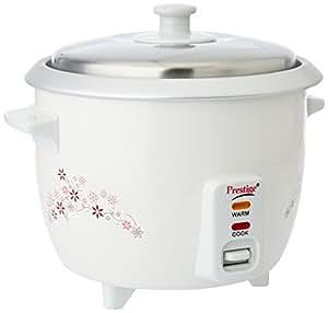 Prestige Delight PRWO 1.0-(400 watt) 1-Litre Electric Rice Cooker