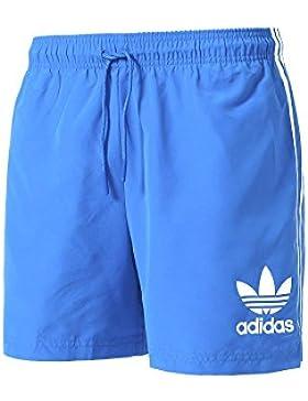 adidas Clfn Swimshorts Bañador, Hombre, Azul (Azul), 2XL