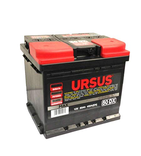 Batteria Ursus 50Ah 12V dx 450A (EN)
