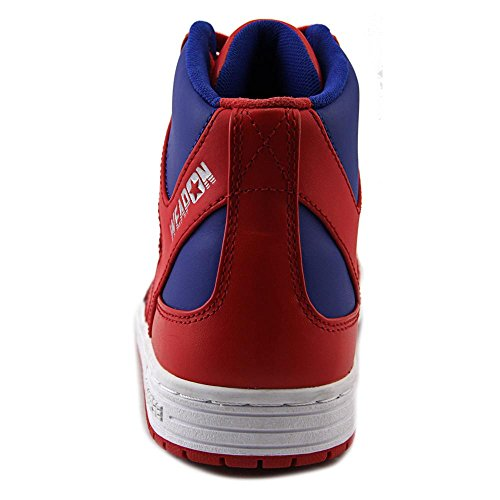 Converse Weapon Mid Red Blue White Rot