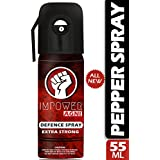 IMPOWER Agni Self Defence Pepper Spray for Women Safety (55 ml)