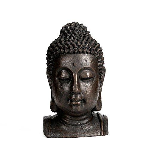 A.G.S. Dekofigur Buddha Esotherik Innere Mitte Thai Buddha Buddhismus Dekoration