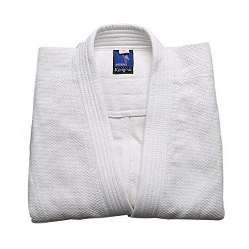 Taekwondo Karate Sanda Judo Boxen Kampfsport Erwachsene Männer Damen Kampfanzug Training Wettkampf Bekleidung Kleidung Kleid Trainingsbekleidung Training Baumwolle weiß