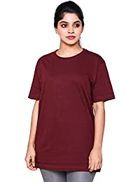 cb57a0c1268 EASY 2 WEAR Women s Cotton Casual T-Shirt