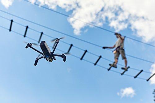 Parrot Anafi Base Drone con Videocamera HDR 4K con Gimbal con Inclinazione a 180°, Nero - 2