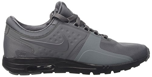 Nike Damen Wmns Air Max Zero Laufschuhe Grau (Dark Greydark Grey Black)