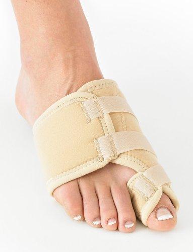Joint-support-system (Neo G MEDIZINISCHES weichen entzündeten Fußballen Splint corrction system-helps reduzieren entzündeten Fußballen Schmerzen-Einheitsgröße und verstellbar für unglaublichen Komfort)