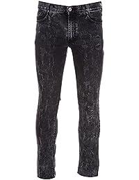 Versace Jeans vaqueros jeans denim de hombre pantalones nuevo skinny pocket tige