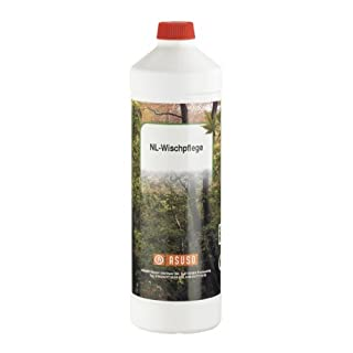 Asuso NL Cleaning Fluid 2 litres (2 x 1 Liter) fulfilled by Amazon