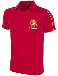 COPA Football - Camiseta Retro España años ...