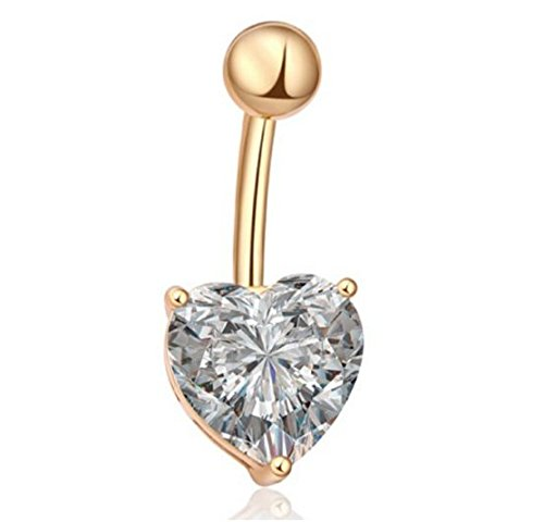 interestingr-body-piercing-gioielli-acciaio-anello-piercing-ombelico-pancia-strass-bar-amore-cuore