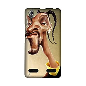 Yashas High Quality Designer Printed Case & Cover forLenovo A6000