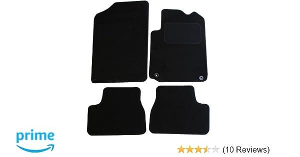 Set of 4 Citroen 1613954380 Tailored Fit Carpet Floor Mats