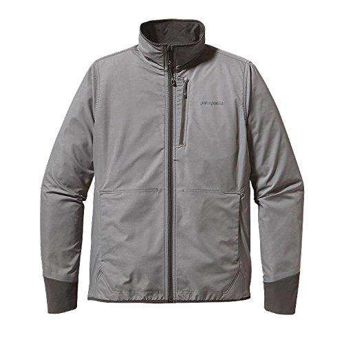 Patagonia Softshelljacke M's Free Jacket Grau