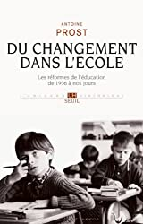 Du changement dans l'école : Les réformes de l'éducation de 1936 à nos jours