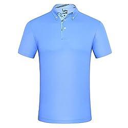 EAGEGOF Polo Golf para Hombre
