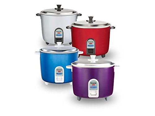 Panasonic 1.1 Litre SR-WA22(Z9) Automatic Cooker Electric Cooker White (Color May Vary)  available at amazon for Rs.2500