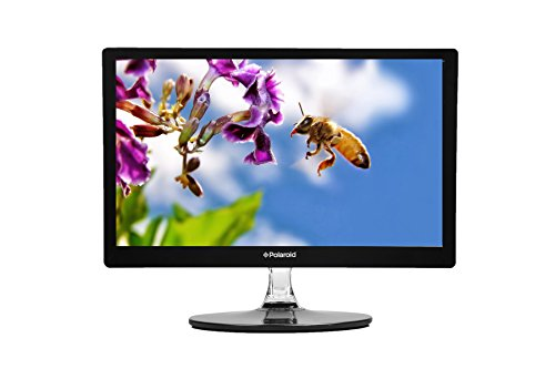 Polaroid 17.3-inch LED Monitor (Black) image - Kerala Online Shopping