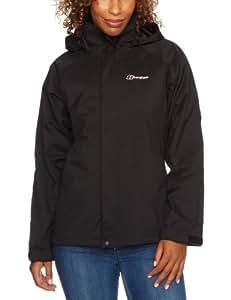 Berghaus Calisto Shell Women's Jacket - Black/Black, Size 8
