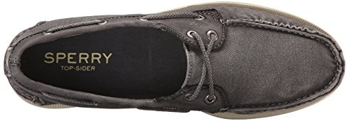 Sperry Top-Sider A/O 2-eye Wedge Can. Grey, Chaussures homme Gris