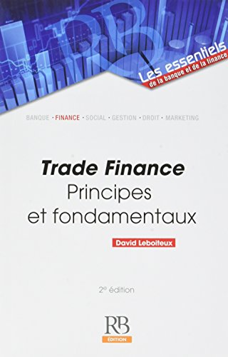 Trade finance: Principes et fondamentaux