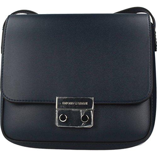 Emporio Armani Handtaschen Damen, Color Blau, Marca, Modelo Handtaschen Damen Y3B080 YH19E Blau