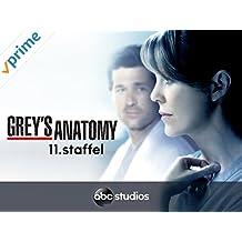 Grey's Anatomy - Staffel 11 [dt./OV]